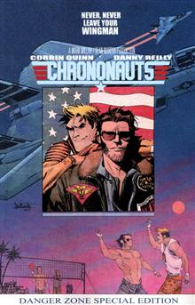 Chrononauts TP Vol 01 (MR) DCBS Exc Var