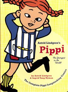 PIPPI LONGSTOCKING STRONGEST IN THE WORLD GN