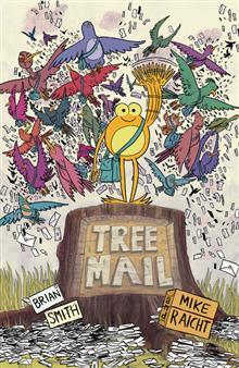 TREE MAIL TP