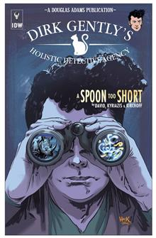 DIRK GENTLYS HOLISTIC DETECTIVE AGENCY TP VOL 01 SPOON TOO S