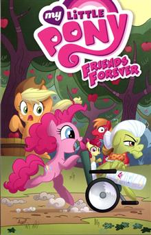 MY LITTLE PONY FRIENDS FOREVER TP VOL 07