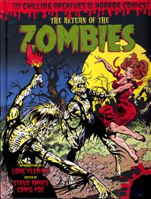 RETURN OF THE ZOMBIES HC