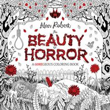 BEAUTY OF HORROR GOREGEOUS COLORING BOOK TP VOL 01