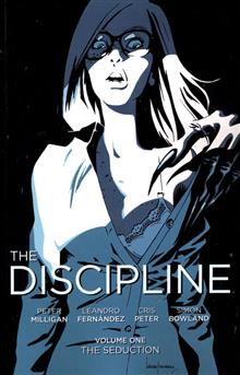 DISCIPLINE TP VOL 01 (MR)