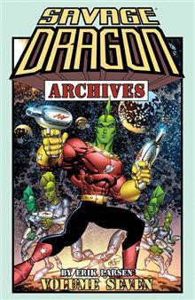 SAVAGE DRAGON ARCHIVES TP VOL 07 (MR)