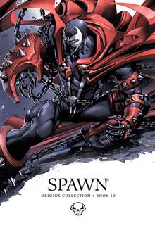SPAWN ORIGINS HC VOL 10 (MR)