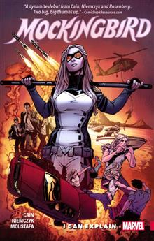 MOCKINGBIRD TP VOL 01 I CAN EXPLAIN