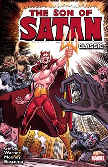 SON OF SATAN CLASSIC TP