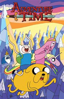 ADVENTURE TIME TP VOL 10