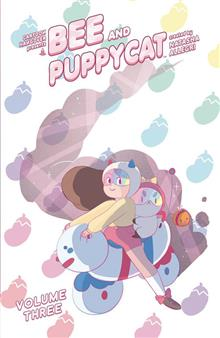 BEE AND PUPPYCAT TP VOL 03