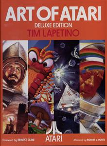 ART OF ATARI HC DLX ED