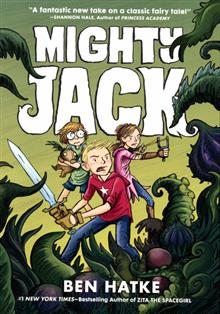 MIGHTY JACK GN VOL 01