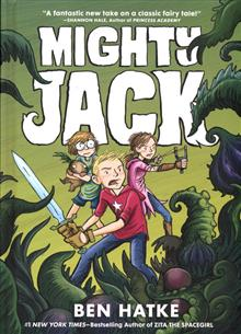 MIGHTY JACK HC GN VOL 01