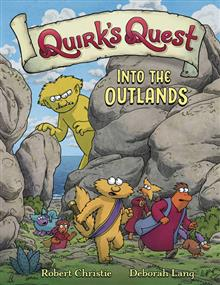 QUIRKS QUEST GN VOL 01 INTO OUTLANDS
