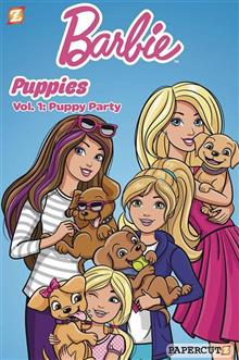 BARBIE PUPPIES GN VOL 1 01 PUPPY PARTY (C: 0-0-1)