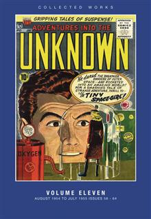 ACG COLL WORKS ADV INTO UNKNOWN HC VOL 11