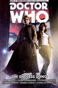 DOCTOR WHO 10TH TP VOL 04 ENDLESS SONG