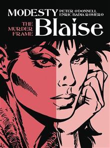 MODESTY BLAISE TP VOL 28 MURDER FRAME (C: 0-0-1)