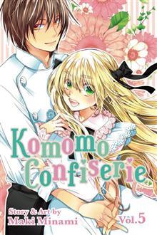 KOMOMO CONFISERIE GN VOL 05