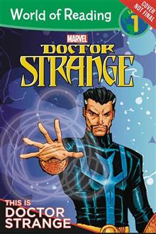 WORLD OF READING THIS IS DOCTOR STRANGE SC