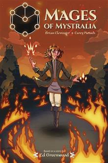 MAGES OF MYSTRALIA TP