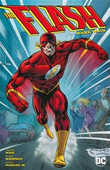 FLASH BY MARK WAID TP BOOK 03