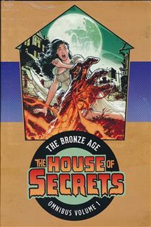 HOUSE OF SECRETS THE BRONZE AGE OMNIBUS HC