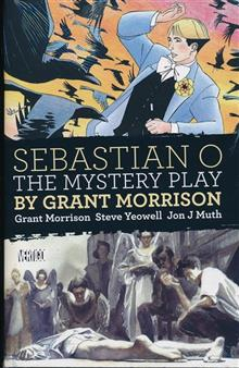 SEBASTIAN O MYSTERY PLAY HC (MR)