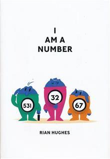 I AM A NUMBER HC