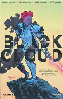 BLACK CLOUD TP VOL 01 NO EXIT (MR)