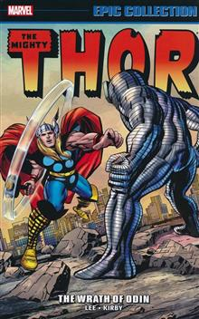 THOR EPIC COLLECTION TP WRATH OF ODIN