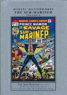 MMW SUB MARINER HC VOL 08