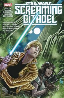 STAR WARS SCREAMING CITADEL TP