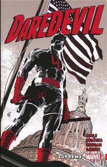 DAREDEVIL BACK IN BLACK TP VOL 05 SUPREME