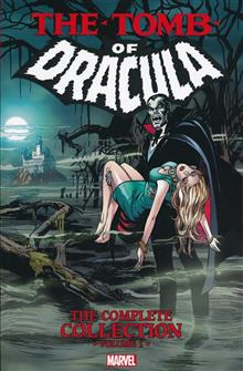TOMB OF DRACULA COMPLETE COLLECTION TP VOL 01
