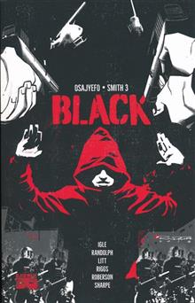 BLACK TP VOL 01 (MR)