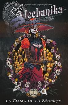 LADY MECHANIKA TP LA DAMA DE LA MUERTE