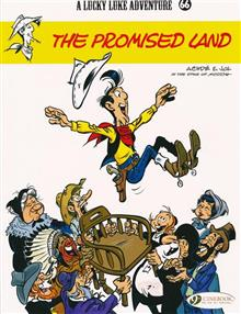 LUCKY LUKE TP VOL 66 PROMISED LAND