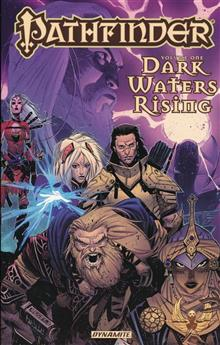 PATHFINDER TP VOL 01 DARK WATERS RISING