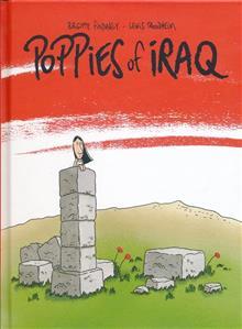 POPPIES OF IRAQ HC