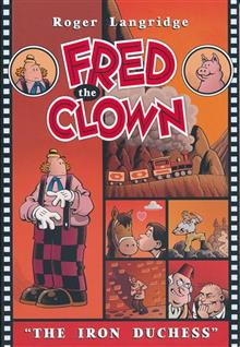 FRED THE CLOWN IN IRON DUCHESS GN LANGRIDGE