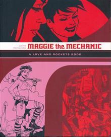 LOVE & ROCKETS LIBRARY JAIME GN VOL 01 MAGGIE MECHANIC (NEW