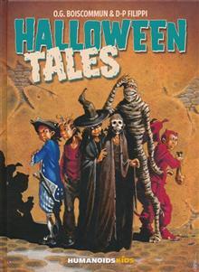 HALLOWEEN TALES HC