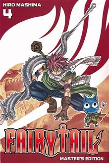 FAIRY TAIL MASTERS ED TP VOL 04 (RES)