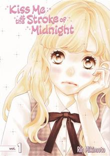 KISS ME AT STROKE OF MIDNIGHT GN VOL 01