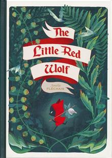 LITTLE RED WOLF HC