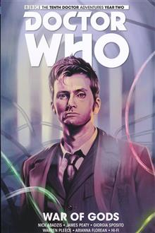 DOCTOR WHO 10TH TP VOL 07 WAR OF GODS