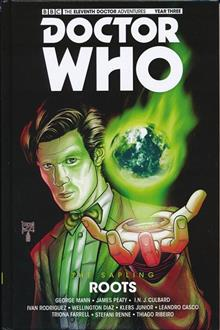 DOCTOR WHO 11TH SAPLING HC VOL 02 ROOTS