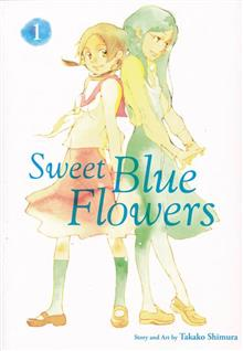 SWEET BLUE FLOWERS GN VOL 01