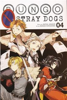 BUNGO STRAY DOGS GN VOL 04